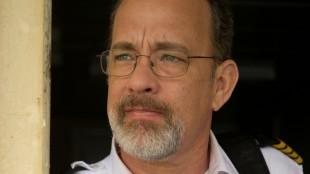 Tom Hanks spiller tittelfiguren i «Captain Phillips». (Foto: United International Pictures)