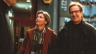 Emma Thompson og Alan Rickman i Love Actually (Foto: United International Pictures).