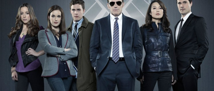 Marvel's Agents of S.H.I.E.L.D S01 E01