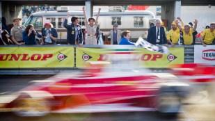 Fartsfylt Formel 1-racing i Rush (Foto: Norsk Filmdistribusjon).