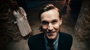 Rhys Wakefield spiller uggen gjengleder i The Purge (Foto: United International Pictures).