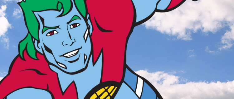 Captain Planet får egen superheltfilm