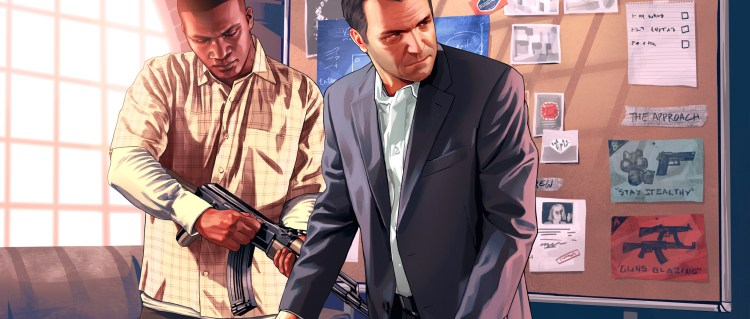 – «Grand Theft Auto V» til PC tidlig i 2014