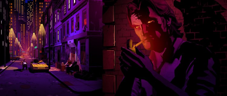 The Wolf Among Us – «Faith»