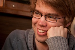Benjamin Ree – regissøren bak «Jakten på kongeørnen». (Foto: Privat)