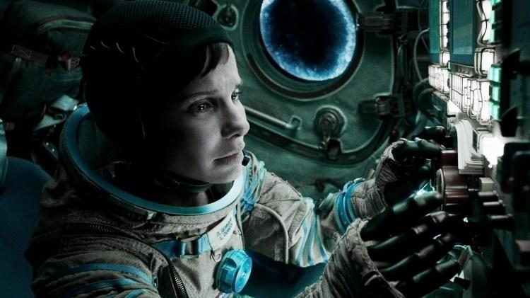 Sandra Bullock gjør en solid hovedrolle i Gravity (Foto: SF Norge AS).