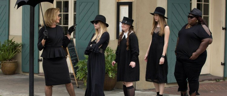American Horror Story: Coven E01-05