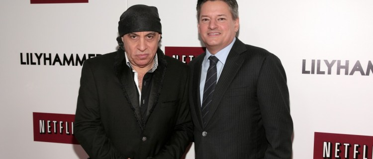 – Lilyhammer ble et vendepunkt for Netflix