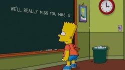 «Simpsons» hyller avdød skuespiller