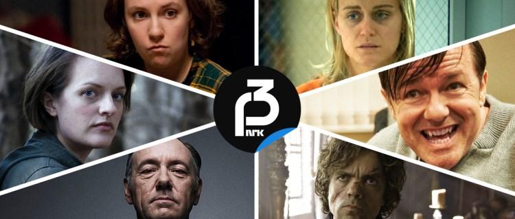 2013: Årets beste TV-serier