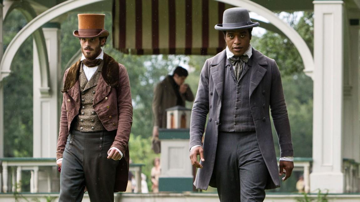 «12 Years a Slave» er nominert i hele sju Golden Globe-kategorier. (Foto: SF Norge).