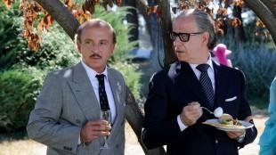 Carlo Buccirosso og Tony Servillo i Den store skjønnheten (Foto: AS FIDALGO).
