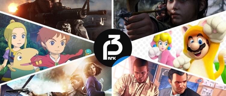 2013: Årets beste spill