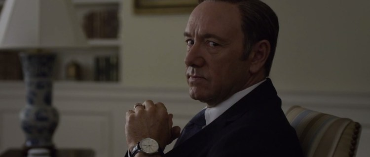 Første trailer for sesong 2 av «House of Cards»