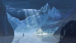 Miljøet i «Frozen» er inspirert av norsk natur. (Foto: Disney)
