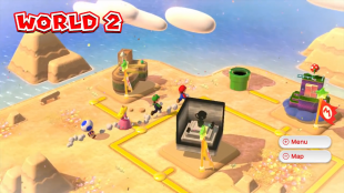 Super Mario 3D World. (Foto: Nintendo)