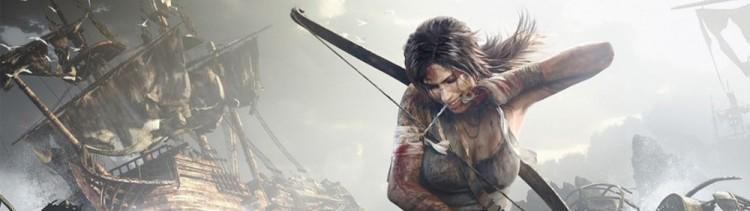 Lara Croft i Tomb Raider. (Foto: Square Enix)