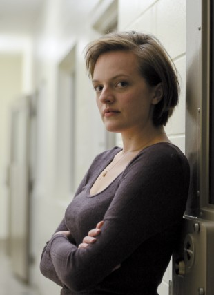 Elisabeth Moss spiller hovedrollen som etterforskeren Robin Griffin i «Top of the Lake». (Foto: BBC / See-saw Films)