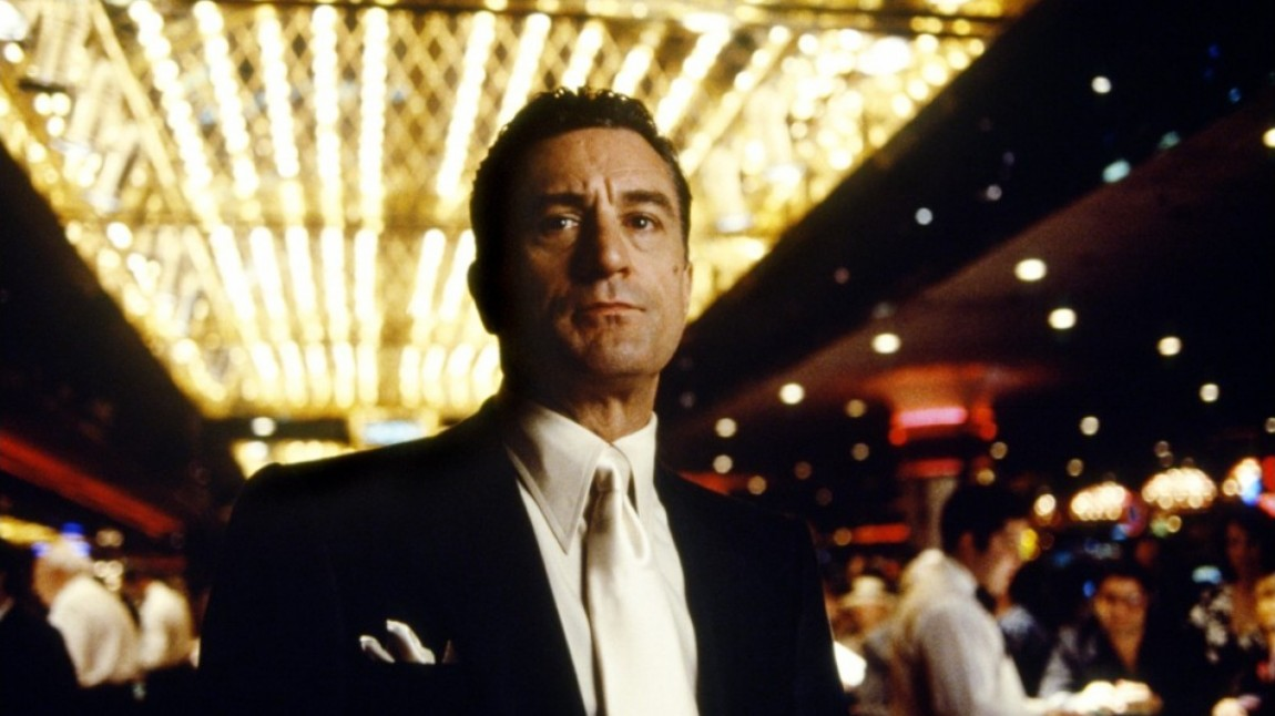 Robert De Niro i «Casino». (Foto: Universal Sony Picture Home Entertainment Nordic)