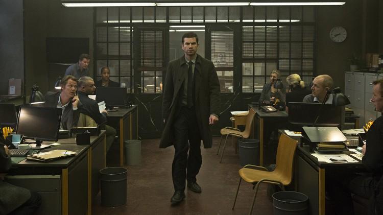 Nikolaj Lie Kaas spiller politietterforskeren Carl i Kvinnen i buret (Foto: Zentropa Entertainments/Nordisk Film Distribusjon AS).