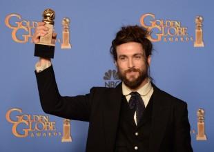 Alex Ebert vann Golden Globe for musikken til filmen «All is Lost». (Foto: AFP/Robyn Beck)
