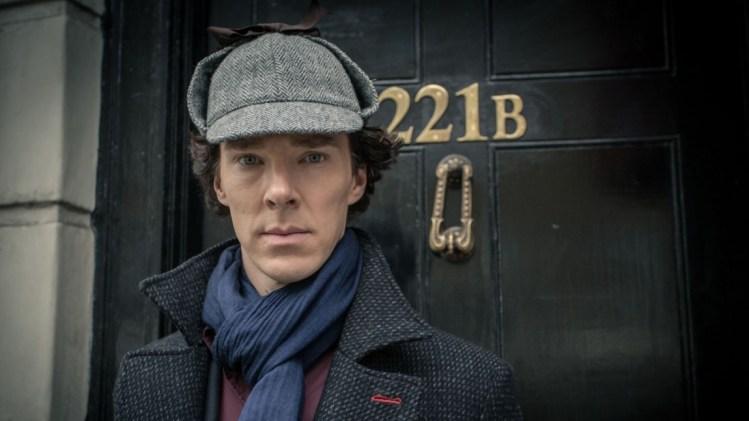 Sherlock. (Foto: BBC)