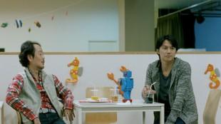 Rirî Furankî og Masaharu Fukuyama spiller to ganske forskjellige fedre i Som far, så sønn (Foto: Arthaus).