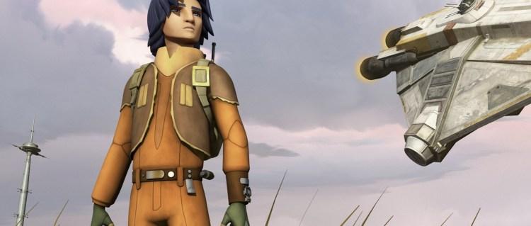 Nye klipp frå den komande animerte «Star Wars»-serien