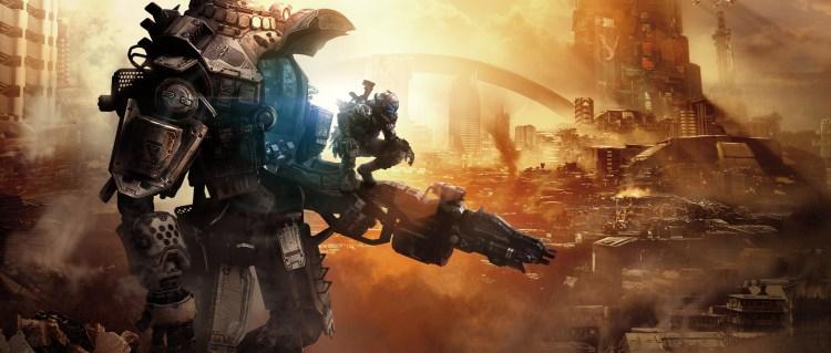 Sniktitt: Titanfall