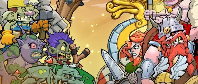 Trolls vs. Vikings