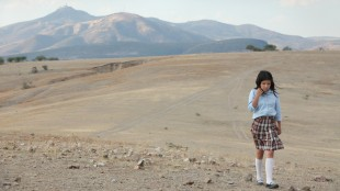 Andrea Vergara spiller Estela i Heli (Foto: Europafilm AS).