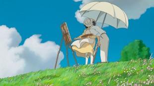 Flott håndtegnet animasjon i Vinden stiger (Foto: Arthaus).