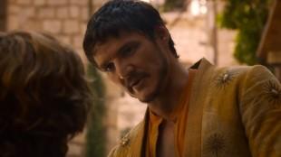 Kjære Oberyn Martell, det var synd du strøk med så fort. George R. R. Martin er en kald jævel. (Foto: HBO Nordic).
