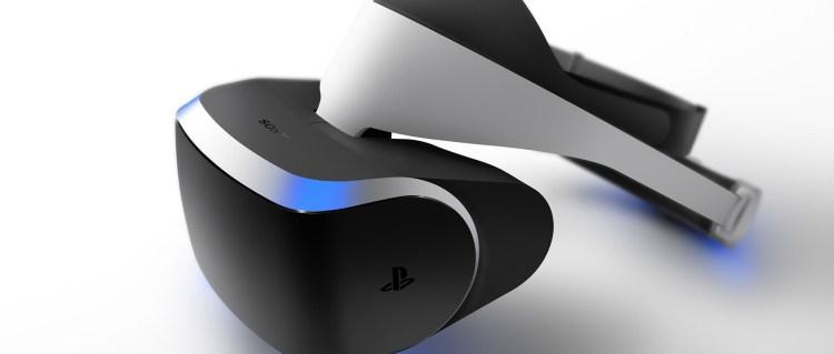 Sony satser på virtuell virkelighet til Playstation 4