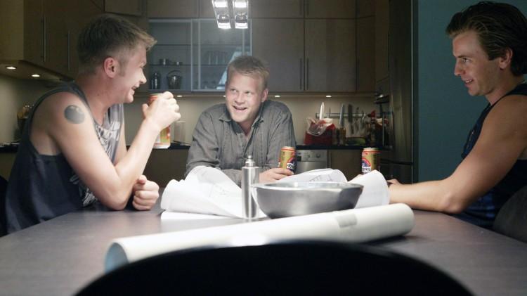 Ran handler om vennskapet mellom gutta i gjengen. (Foto: TV 2).