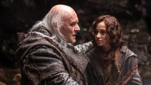 Anthony Hopkins spiller Noahs bestefar Metusalem i Noah (Foto: United International Pictures).