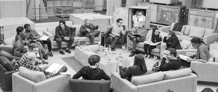 Her er Star Wars-skuespillerne!