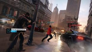 Også i flerspillerdelen av «Watch Dogs» må du hacke deg i mål. (Foto: Ubisoft).