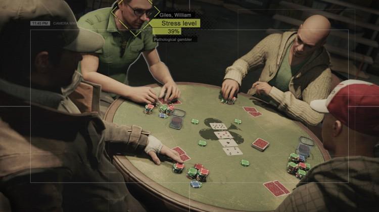 Med mobiltelefonen kan hovedfiguren Pearce også få informasjon om hvordan menneskene omkring ham reagerer i «Watch Dogs». Overvåkningskameraene finner du nærmest overalt i den virtuelle versjonen av Chicago. (Foto: Ubisoft).