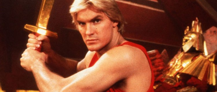 Flash Gordon kommer tilbake