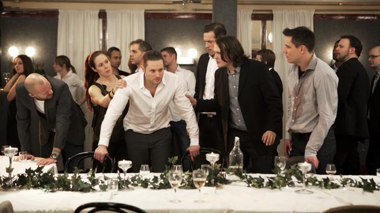 Klassefesten blir ikke slik man hadde trodd i Gjenforeningen (Foto: Arthaus).