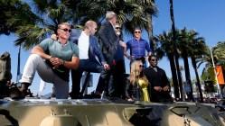 Inntok Cannes med tanks