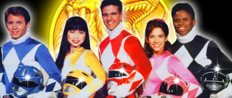 «Power Rangers» gjenoppstår på film