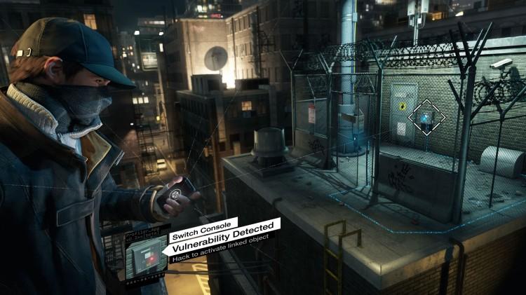 Aiden kan hacke det som er i Chicago. (Foto: Ubisoft).