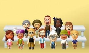 Anmelderens innbyggere i «Tomodachi Life» inkluderer Whoopi Goldberg, Bob Ross, Dr. Zoidberg, Jujubee, Consuela og Danny DeVito. (Foto: Nintendo)