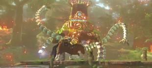 Skjermbilde fra traileren til nytt «Zelda»-spill. (Foto: Nintendo)