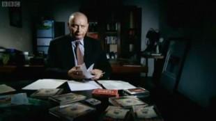 Elorgs representant Nikolai Belikov i BBC-dokumentaren «Tetris - From Russia with Love». (Foto: BBC)