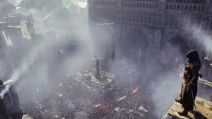 Promobilde fra «Assassin's Creed: Unity». (Foto: Ubisoft)