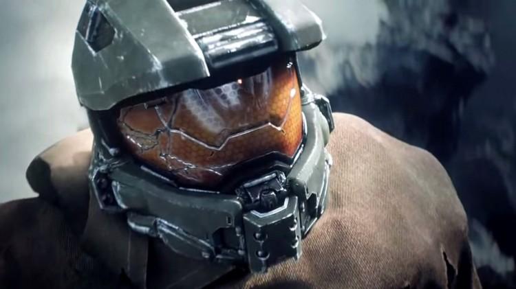 Bilde fra Halo 5-traileren fra E3 2013. (Foto: Microsoft).