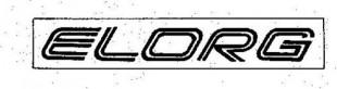 Logoen til Elorg, også kjent som Electronorgtechnika, var det statlige byrået med ansvar for programvare i Sovjetunionen. (Foto: Arkiv)